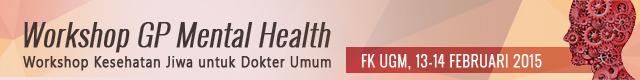 Workshop GP Mental Health